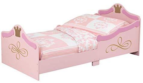 Cama infantil estilo princesas