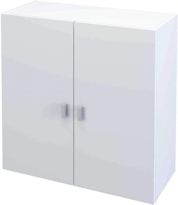 Armario cocina bajo 2 puertas blanco