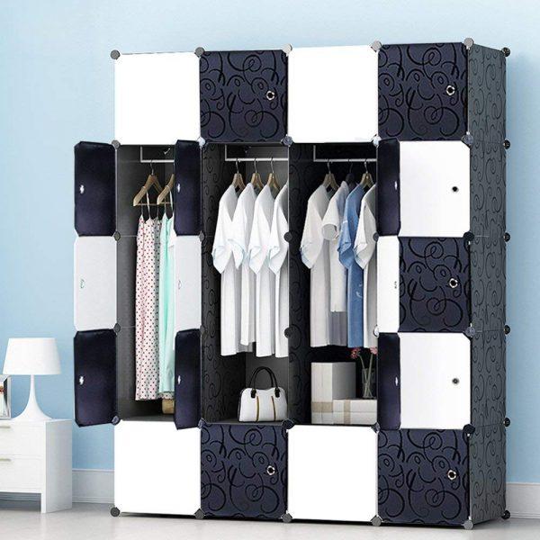 armario modular cubos