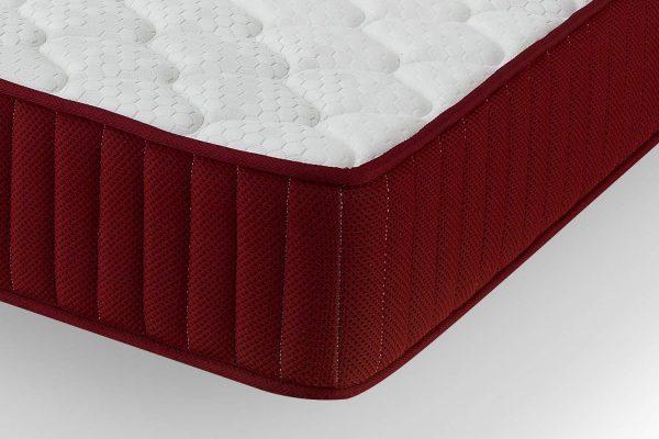 Colchón viscolástico blanco
