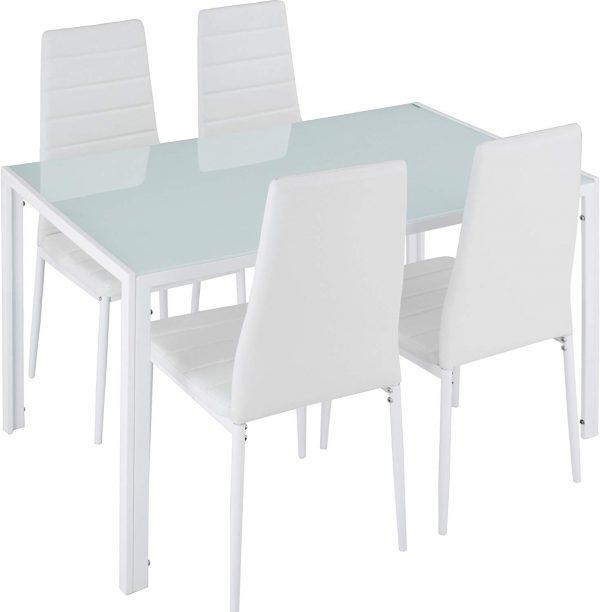 conjunto mesa y sillas 2020