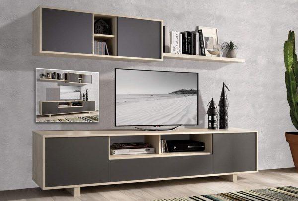 mueble de salon moderno cambrian granito 2020