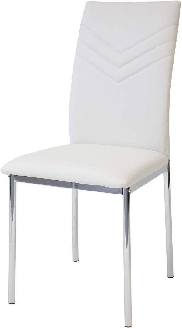 Set 4 sillas de comedor diseño ergonómico haya natural (copia)