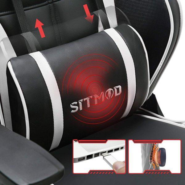 Silla gaming ergonómica Sitmod