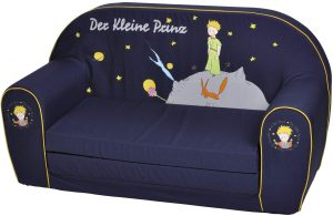 sofa azul infantil 2020