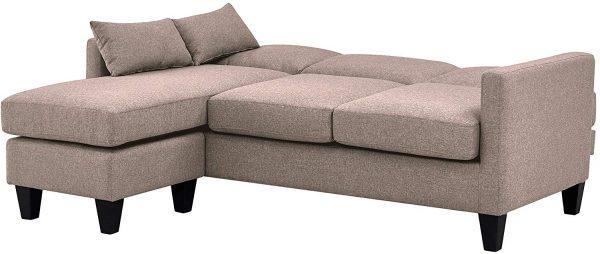 Sofá cama chaise longue arena