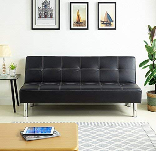 sofa cama piel ecologica 2020