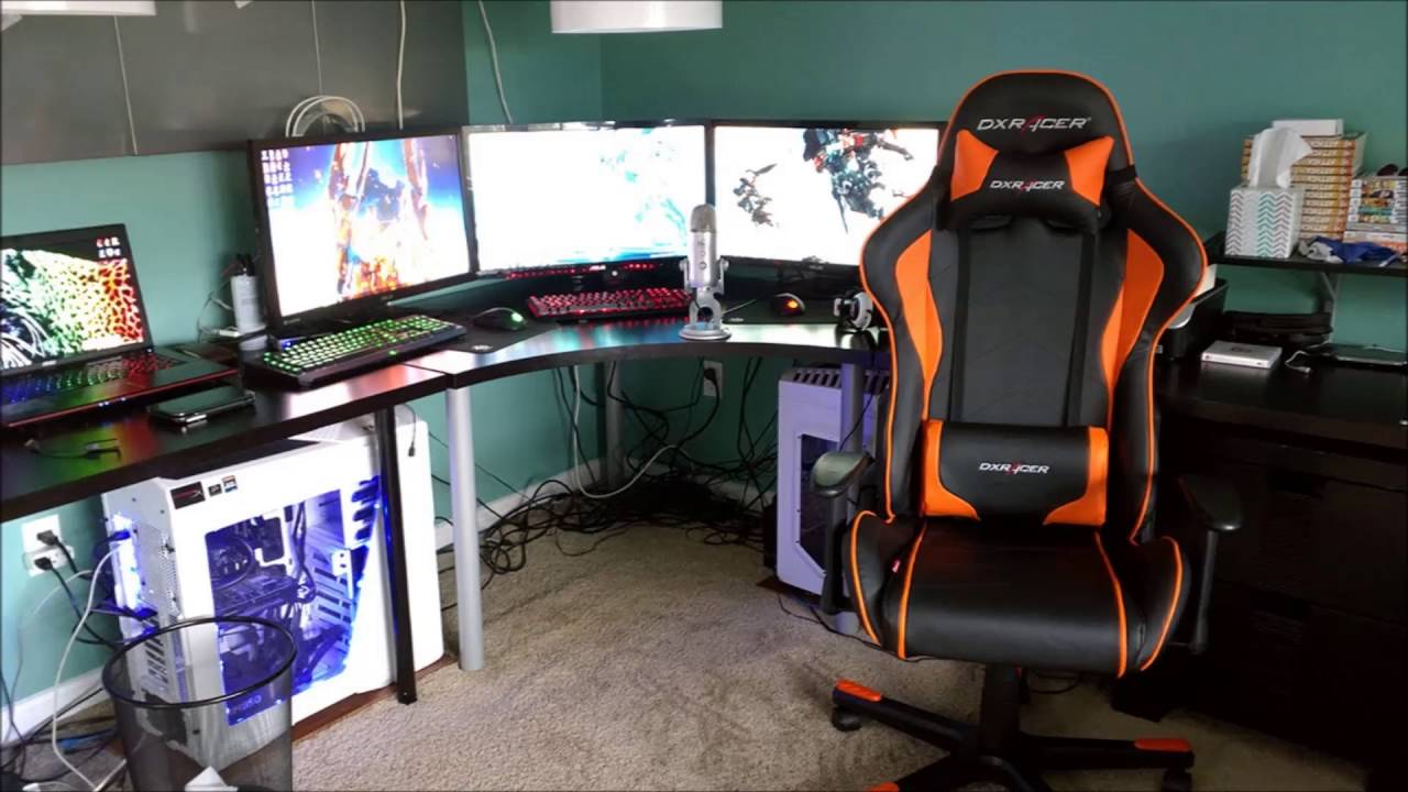 tienda de muebles gaming