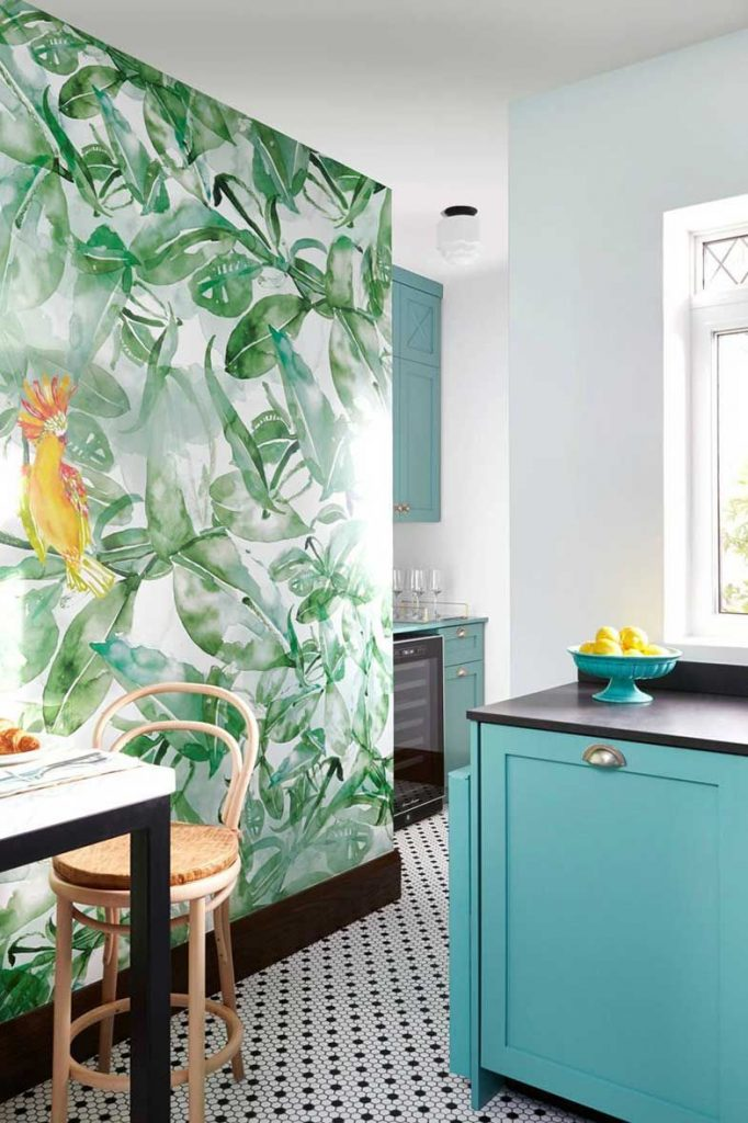 Tu Casa con  un Ambiente Cálido y Relajado con el Estilo Tropical