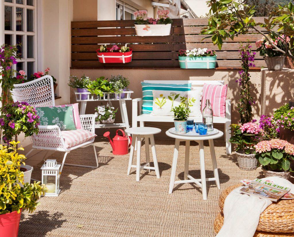 Trucos para decorar una Terraza
