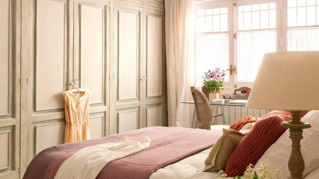 Ideas para Decorar una Habitación Matrimonial Pequeña