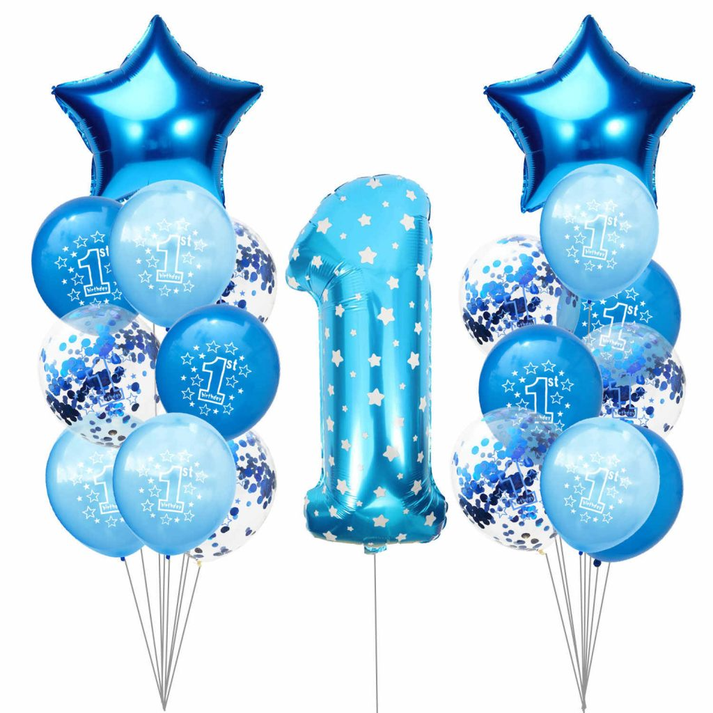 Celebremos el 1er Cumpleaños de tu Hijo/a. Una Conmemoración Apoteósica