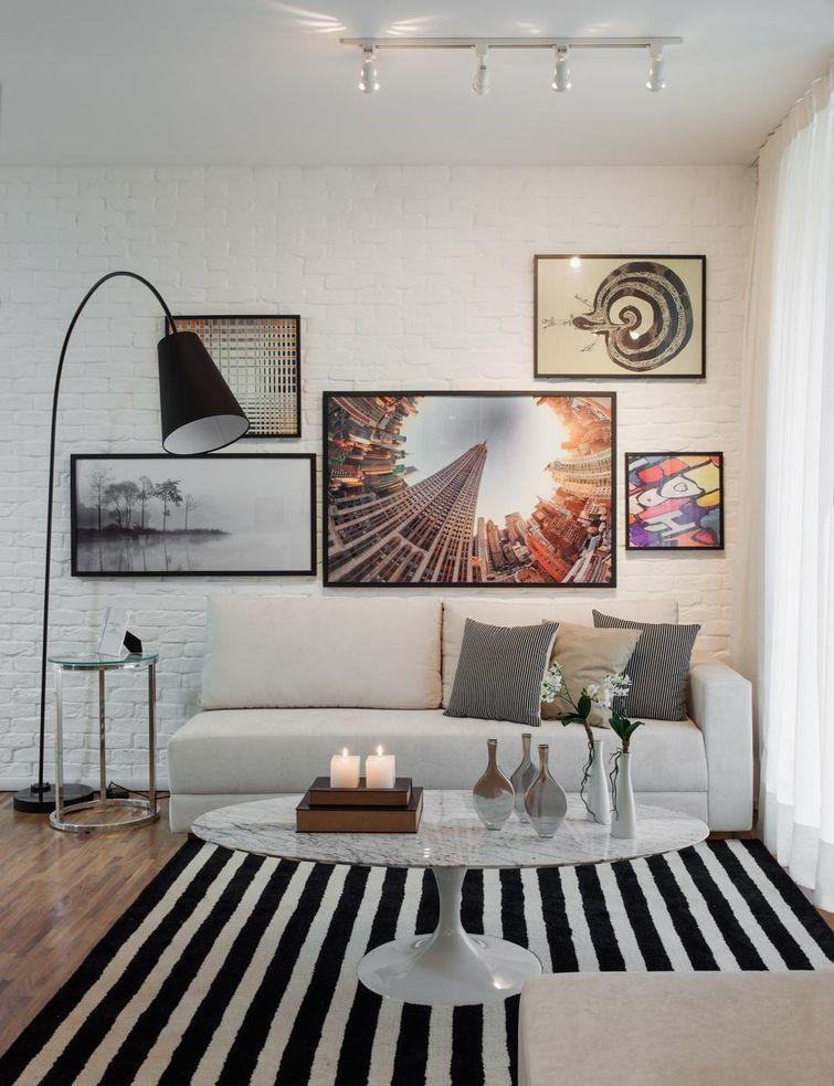 Como decorar tu Sala de estar con Fotos familiares