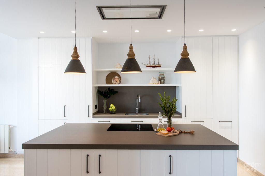 Cosas que tienes que saber a la hora de diseñar la cocina de tus sueños