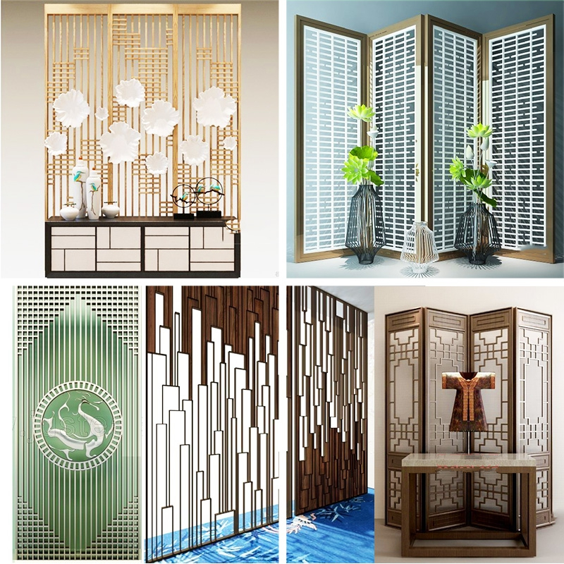 Ideas para dividir Ambientes sin paredes