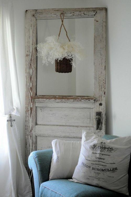 Ideas para decorar con Puertas Antiguas