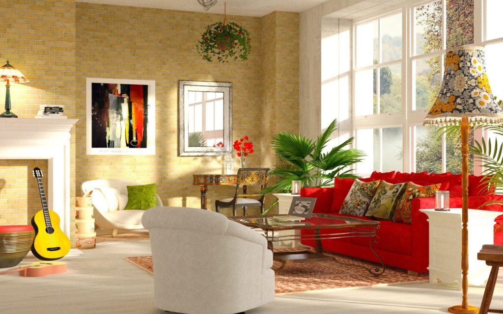 Aprende como ambientar tu casa adaptándote a cada estación del año