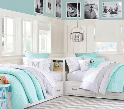 ¿Como ambientar una habitación mixta de tu hogar para que sea el sueño de tus hijos?