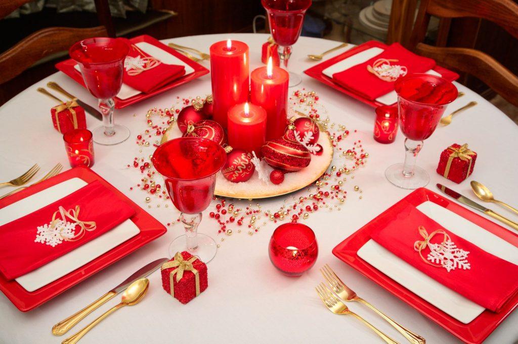 Decora la Más Espectacular Mesa para Tu Cena de Navidad