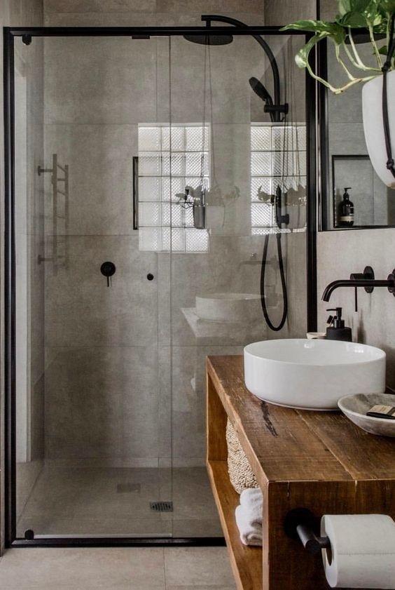 Las ultimas tendencias del momento en decoración de baños