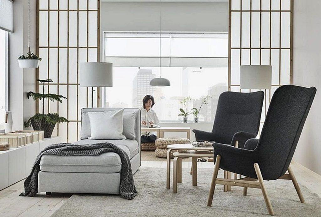 Decora tu casa de una manera occidental con el estilo japandi