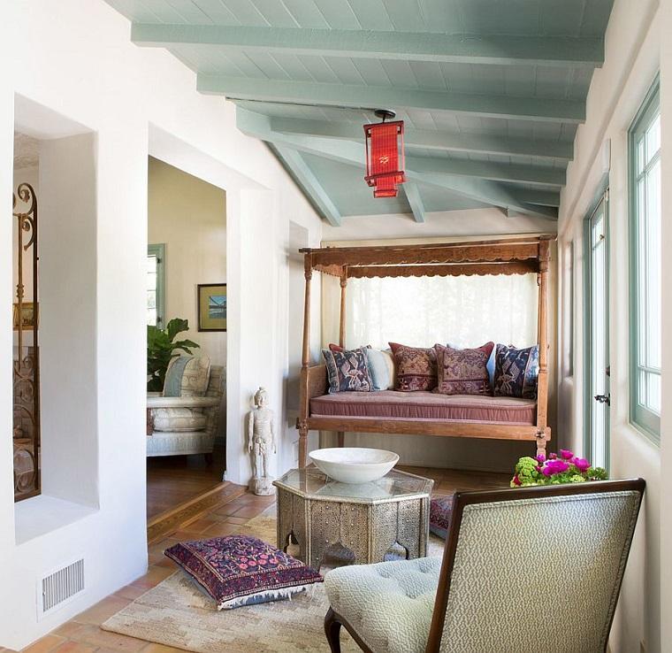 Decora tu techo para tener un ambiente mucho más original en tu hogar