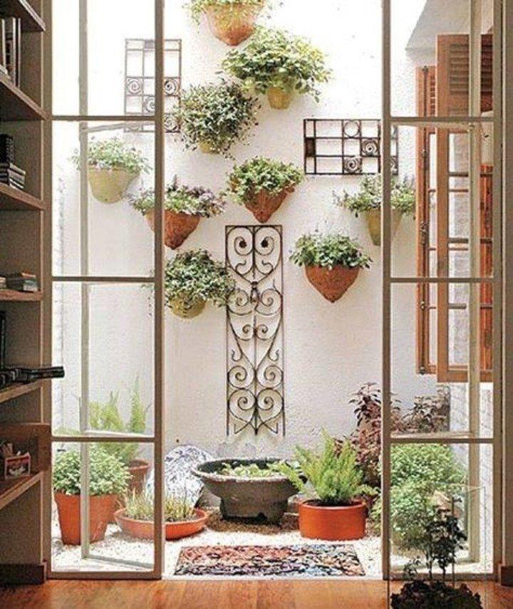 Para los amantes de la naturaleza aprende a decorar tu jardín de invierno