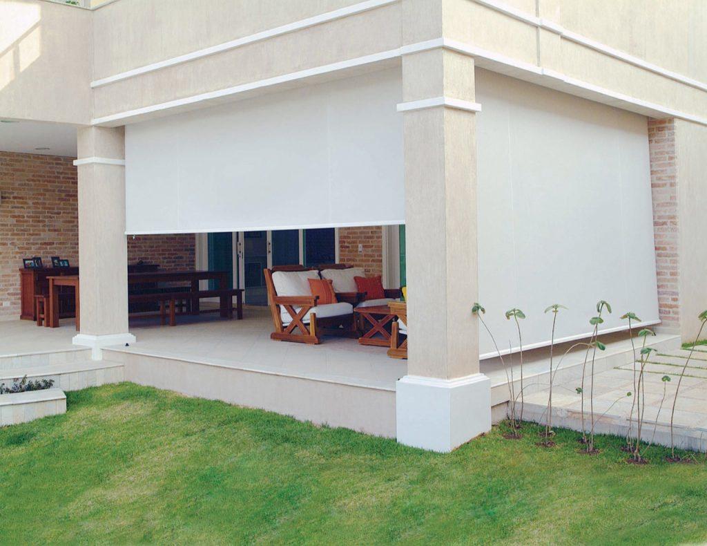 decora espacios en el exterior